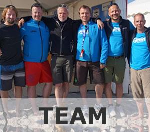 SIREN SUPsurfing Team Deutschland