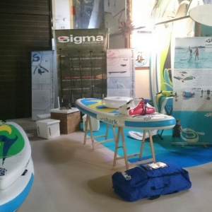 SIREN SUPsurfing boot-Messe 2016