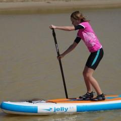 SIREN SUPsurfing jelly 8.4 Kinder SUP Allroundboard