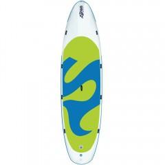 Moby von SIREN - das BIG inflatable SUP für bis zu 8 Personen - da ist der Spass garantiert!