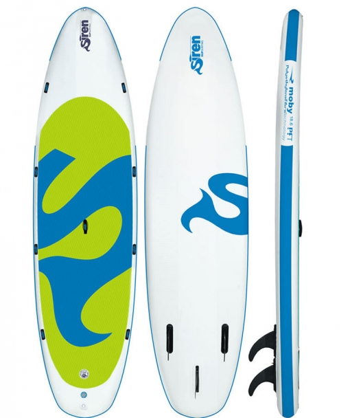 SIREN Big SUP Board moby