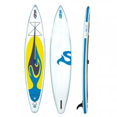 SIREN Ray 12.6 - Allround Touring Board mit Racepotential für alle Stand Up Paddler.