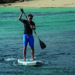 Paddel Sup Surfen