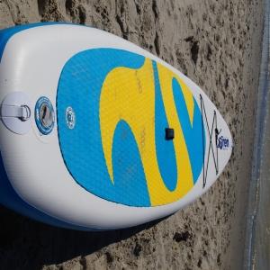 SIREN SUPsurfing shark 10.6 SUP Allroundboard