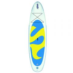 Standuppaddling Shark Board