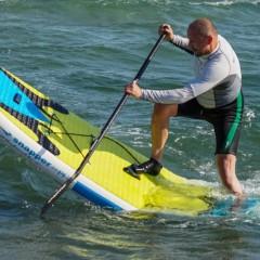 Wildwasserboard SUP
