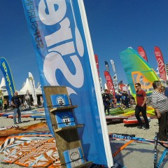 SUP Surf Festival in Fehmarn SIREN Stand