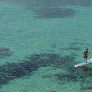 SIREN SUPsurfing Allroundboard mola 12.0 XPL