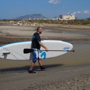 Supsurfing Leash Paddeln