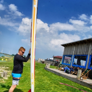 Cobia im Test in Ostfriesland SUP Board