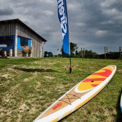 Schnellstes SUP Raceboard aus dem Hause SIREN