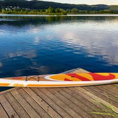 Raceboard Stand Up Paddling