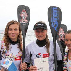 SUP Beachsportfestival Fehmarn mit SIREN SUPsurfing