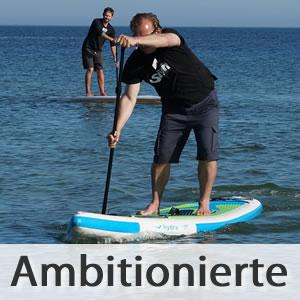 Vollcarbon Paddel für Ambitionierte Paddler