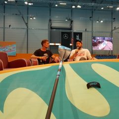 boot Messe 2018 Interview SUP
