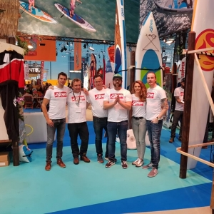 boot Messe 2018 SIREN Team 2018