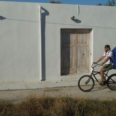 SUP Boards auf dem Fahrrad transportieren