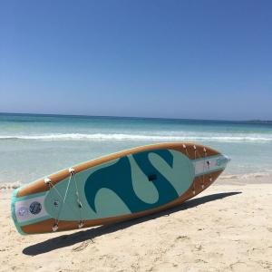 SUP auf Mallorca mit SIREN SUPsurfing