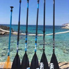 Paddel für SUPs auf Mallorca