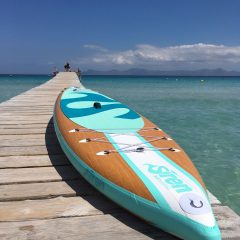 Inflatable SUP Boards Mallorca