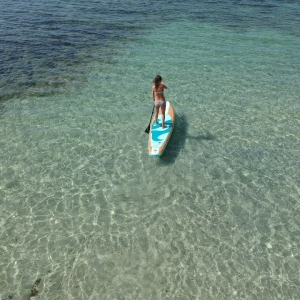 Stand Up Paddeln auf Mallorca
