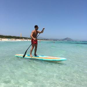 Stand Up Paddling Mallorca