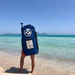Inflatable Boards auf Mallorca SIREN SUPsurfing