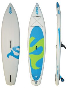 SIREN SUPsurfing hydra 11.6 PFT mit Windsurfoption