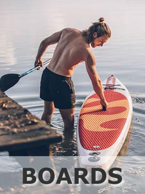 SIREN - die besten aufblasbaren SUP Boards von Aviango