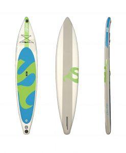 Schnellstes Inflatable Touringboard von SIREN SUPsurfing