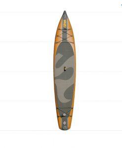 tiburon 13.3 HCT - das aufblasbare Touring SUP Board