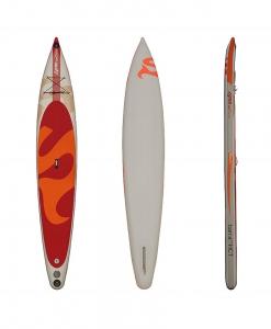 SIREN barra 12.6 HCT schnellstes SUP Raceboard von SIREN SUPsurfing