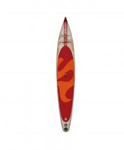 SIREN SUPsurfing barra - das wohl schnellste I-Sup von SIREN