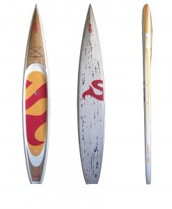 SIREN cobia SUP Raceboard als schönstes Board von SIREN SUPsurfing