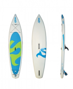 SIREN i-SUP Board mit Windsurfoption: hydra Pft 11.6