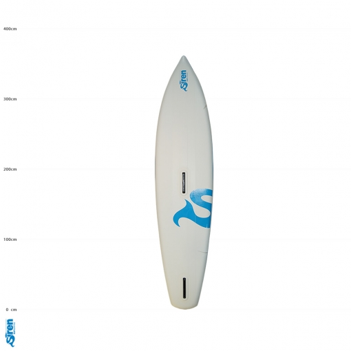 SIREN i-SUP Board mit Windsurfoption: hydra Pft 11.6