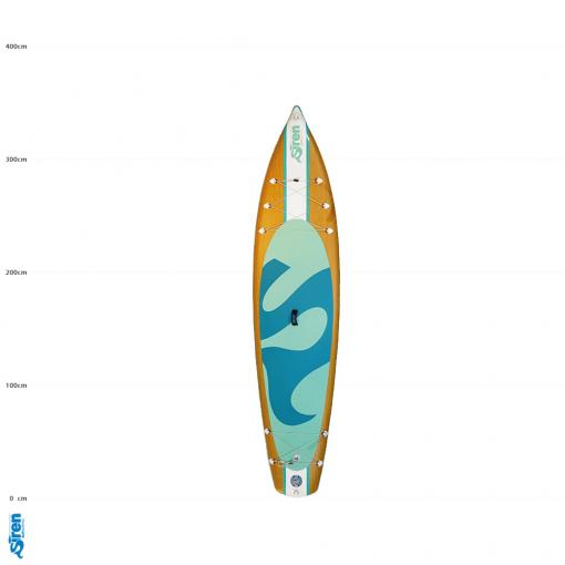 Das schönste SUP Board von SIREN SUPsurfing - siren rubio 11.2 PFT