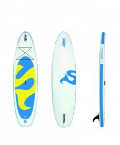 i-SUP beste Qualität und bester Preis von SIREN SUPsurfing - shark 10.6