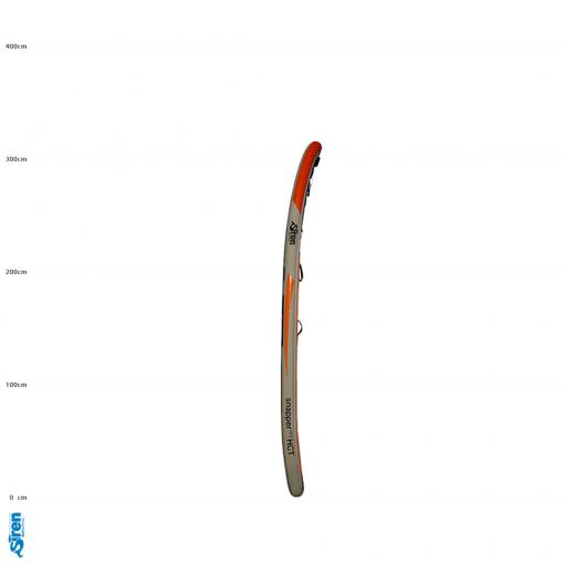 Nur 4.75er Dicke - der SIREN snapper 10.2 HCT
