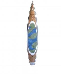 SUP Raceboard auch für Touren von SIREN SUPsurfing: wahoo 14.0 RC