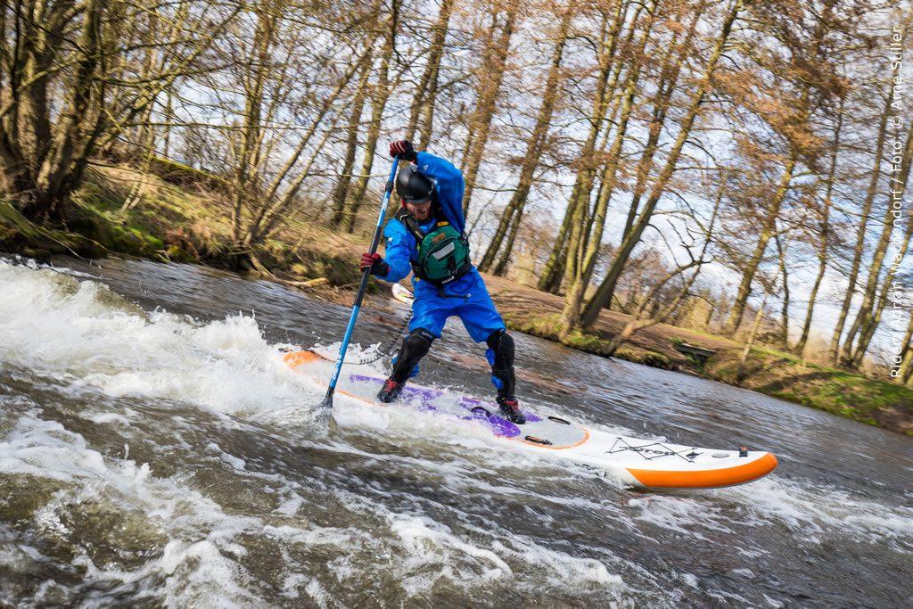 Das beste Wildwasserboard von SIREN SUPsurfing Snapper 10.2 HCT