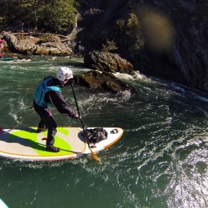 SIREN SUPsurfing snapper 10.2 HCT - unser bestes Wildwasser SUP