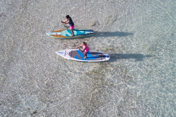 Gewinne eine SUP-Reise nach Florida mit SIREN SUPsurfing