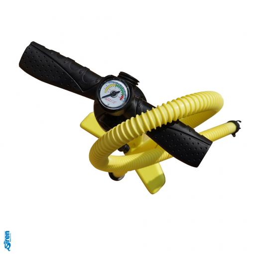 Die schnellste Hand Pumpe für i-SUP BOards