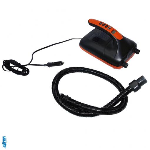 E-Pumpe für SUP Boards (Zigarettenanzünder) mit Deflate und Inflate