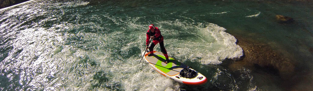 Das beste Wildwasser SUP Board von SIREN