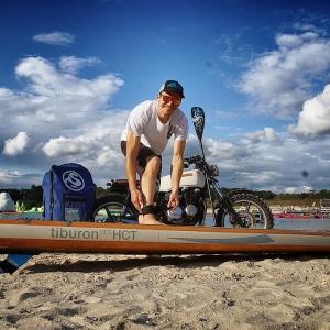 SIREN tiburon - das beste Touringboard für grosse Paddler