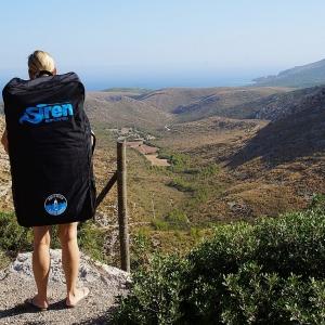 Travel Backpack SIREN für I-SUP