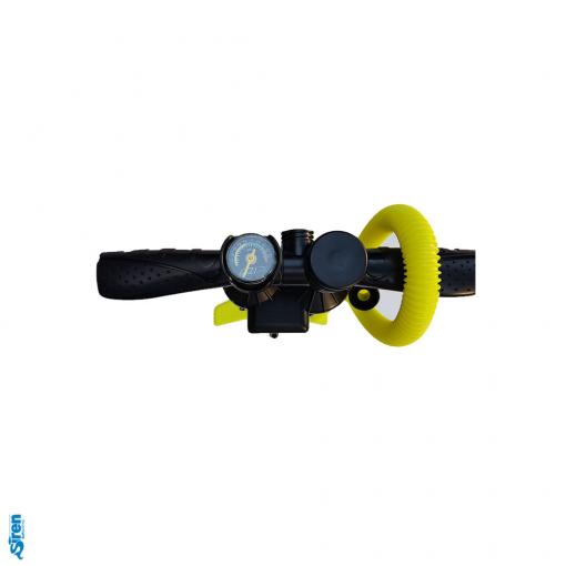 GRI6 SUP Pumpe mit Tripple Action