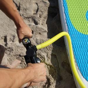 Tripple Action Pumpe von SIREN SUPsurfing